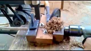getlinkyoutube.com-como hacer tarugos de madera