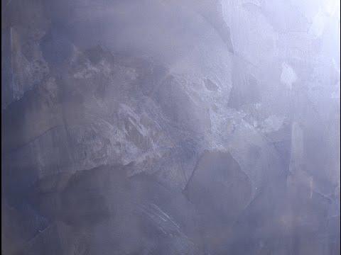 Come applicare la pittura effetto spatolato tutto per casa - Pittura effetto spatolato per interni ...