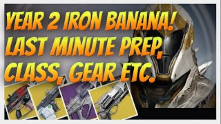 getlinkyoutube.com-Destiny - Iron Banner. Why you should wait, My Warlock Class & Weapons, and Tempered Buff chat.