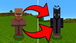getlinkyoutube.com-New Boss Mobs in Minecraft Pocket Edition (Elemental Bosses Addon)