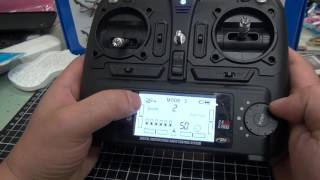 getlinkyoutube.com-偉力控 XK X350 日本手 美國手設定(二) 遙桿置中校正
