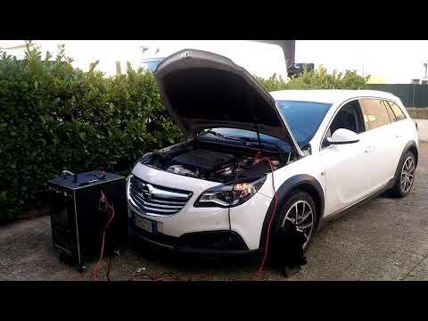 Hydromaverich ecleaner Opel insignia diesel 4x4