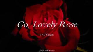 getlinkyoutube.com-Go Lovely Rose, Eric Whitacre