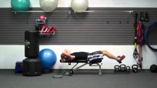 Coach Kozak's MMA Abs Workout - MMA Exercises for Abdominals - HASfit Mixed Martial Arts Training