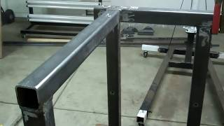 getlinkyoutube.com-Building a Welding Table