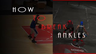 getlinkyoutube.com-NBA 2K16 How To Break Ankles | What You Need To Make Somebody Fall