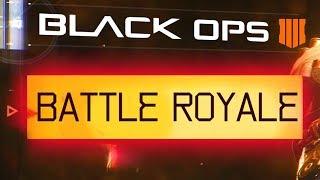 ACTIVISION TEASES BATTLE ROYALE FOR BLACK OPS 4. (INSPIRED BY FORTNITE)