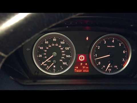 BMW 6 Transmission Fault