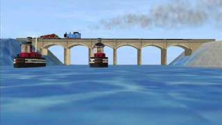 tugs and thomas route
