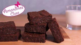 getlinkyoutube.com-Best Brownies | sehr schokoladig, saftig, fudgy | Grundrezept: einfach & schnell