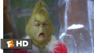 getlinkyoutube.com-How the Grinch Stole Christmas (8/9) Movie CLIP - His Heart Grows Three Sizes (2000) HD