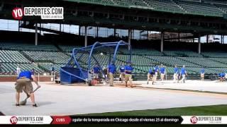 Piratas de Pittsburgh en Chicago Cubs Wrigley Field