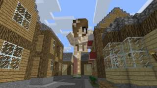 getlinkyoutube.com-Minecraft Giantess