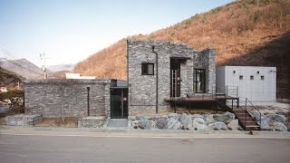 getlinkyoutube.com-[월간전원주택라이프] 전원주택, 충주 철근콘크리트주택_가조인