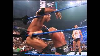 SmackDown 8/26/99 - Part 6 of 6, WWE Championship: Triple H vs The Rock