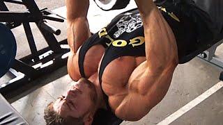 getlinkyoutube.com-Chest Workout For Mass: Golden Era Bodybuilding