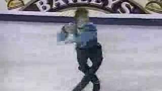 "getlinkyoutube.com-Ilia Kulik FS-- 1996 Worlds ""Aladdin"""