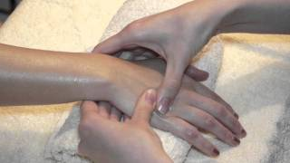 getlinkyoutube.com-Basic Hand and Arm Massage