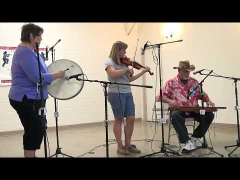 2014-04-13 River Bound / Ryan's Jig ♫ California State Old Time Fiddlers Assoc Dist # 5 ♫