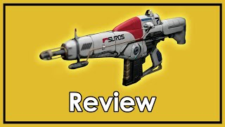 getlinkyoutube.com-Destiny: Exotic Weapon Review - Suros Regime, Auto Rifle