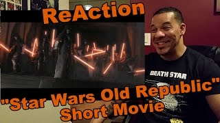 getlinkyoutube.com-Star Wars Old Republic Short Movie ReAction
