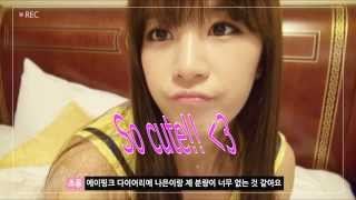 getlinkyoutube.com-Chorong moments in APink Diary part II !
