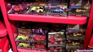 getlinkyoutube.com-DisneyStore Planes Toys Merchandise Franz Fliegenhosen Aerocar + Pixar Cars Rip Clutchgoneski Disney