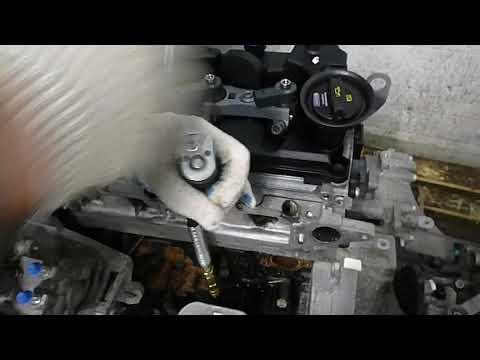 Двигатель Skoda для Octavia (A7) 2013 после