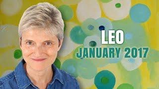 getlinkyoutube.com-LEO JANUARY 2017 Astrology