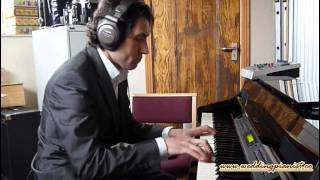 getlinkyoutube.com-Unchained melody piano instrumental performed by Antoine Robinson (www.weddingpianist.co)