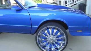 MONTE CARLO SS on 28's