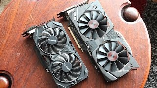 380x vs 970 Showdown - Gigabyte R9 380x vs Asus GTX970