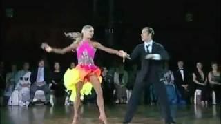 getlinkyoutube.com-Yulia & Riccardo Samba WSSDF 2010