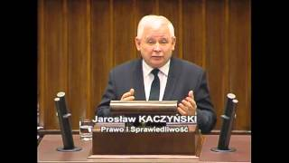 getlinkyoutube.com-MOCNE Odpowiedź Jarosława Kaczyńskiego na krytykę expose Beaty Szydło przez Sławomira Neumanna z PO