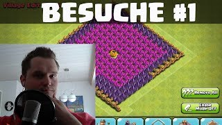 getlinkyoutube.com-Clash of Clans || NEUE BESUCHE TEIL 1 || Let's Play COC [Deutsch/German HD]