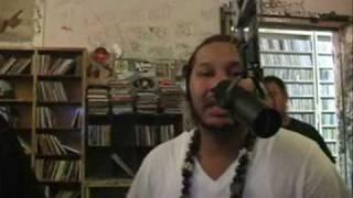 T-Qron and Deeknon Jones Live at KTUH