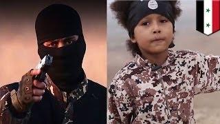 getlinkyoutube.com-Очередное видео казни ИГИЛ – убиты пятеро сирийцев, обвинённых в шпионаже