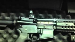 getlinkyoutube.com-Barrett REC7 .223 (5.56 NATO) Review