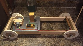 getlinkyoutube.com-Electric Vehicle Science Olympiad 2015 - Building and Competition