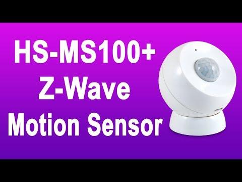 HomeSeer Z-Wave Plus Motion Sensor
