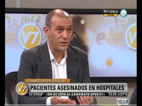 Visión Siete: Conmoción en Uruguay: pacientes asesinados en hospitales