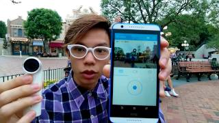 getlinkyoutube.com-dk's vlog | HTC Re 過癮的小相機