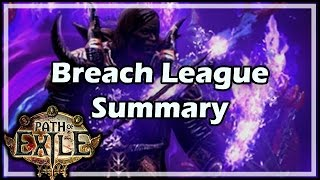 getlinkyoutube.com-[Path of Exile] Breach League Summary