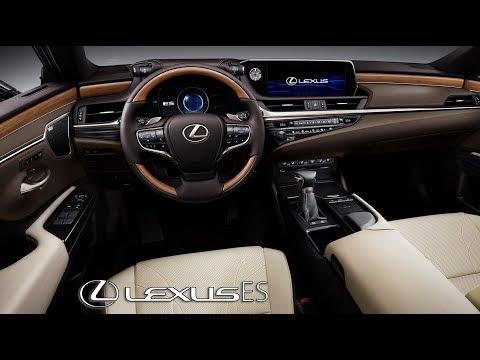 2019 Lexus ES INTERIOR