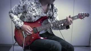 """getlinkyoutube.com-Dream Theater """"As I Am"""" -Train of Thought- Guitar cover by Muneyuki"""
