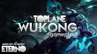 getlinkyoutube.com-WUKONG GAMEPLAY - Build Nova - League of Legends