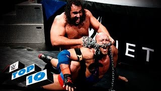 getlinkyoutube.com-Top 10 WWE SmackDown Moments: April 23, 2015