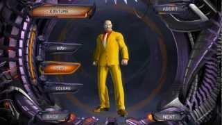 getlinkyoutube.com-The Mask Character Creation DC Universe Online