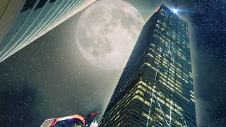 getlinkyoutube.com-Skyscraper AC Powerful White Noise | Find Focus, Get To Sleep Fast, Calm Your Mind | 10 Hours