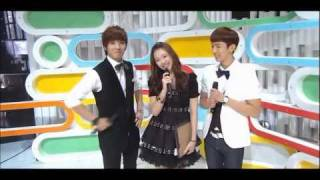 [Inkigayo] MC Yonghwa Collection (part 1)